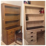 Day 18: Before / After Desk